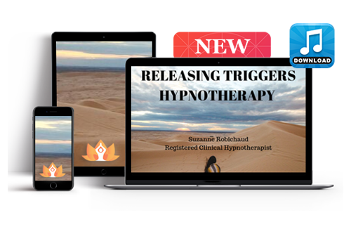 releasing triggers hypnotherapy